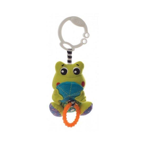 Peek-A-Boo Wiggling Frog