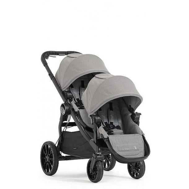 Baby Jogger City Select Lux Second Seat Slate ekstra sæde
