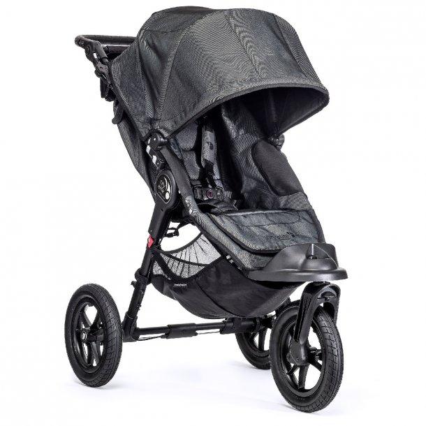 Baby Jogger City Elite Charcoal - KUN I BUTIK