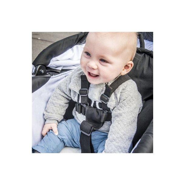 BabyTrold Softflex barnevognssele