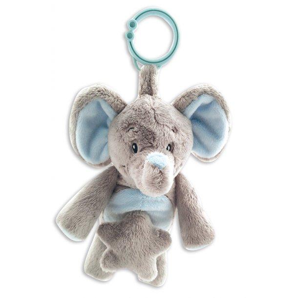 Musik Elefant fra My Teddy, Blå