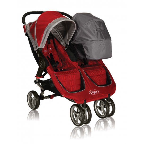Barnevognskasse sort til Baby Jogger Twin