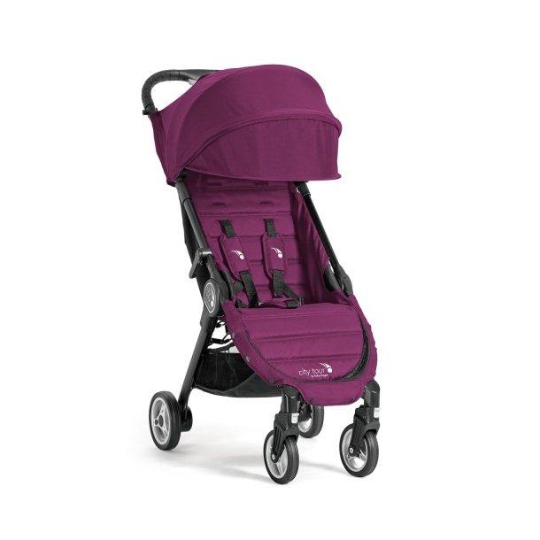 Baby Jogger City Tour Purple, incl. rejsetaske