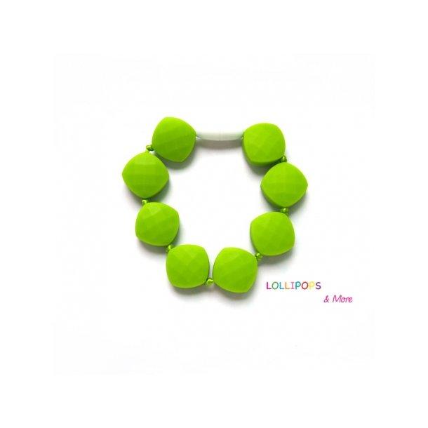 Lollipops armbånd Gummy Bear Grøn