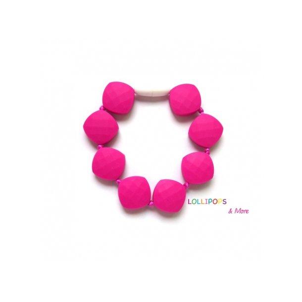 Lollipops armbånd Gummy Bear Pink