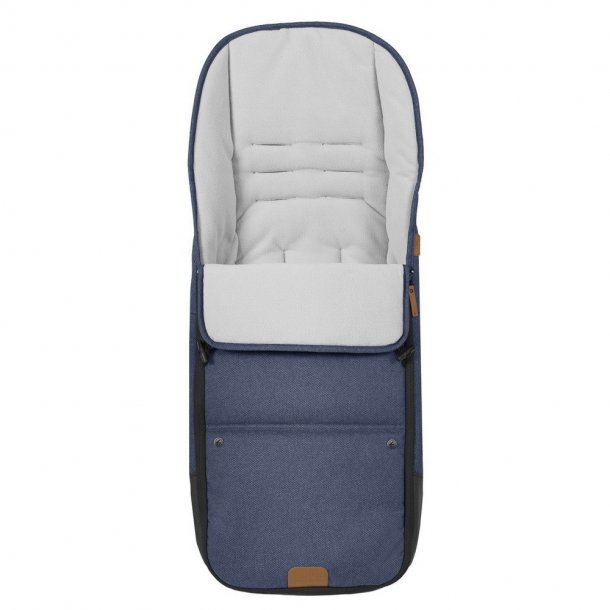 Mutsy Nio footmuff north sailor blue