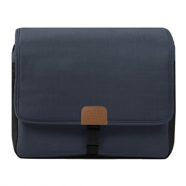 Mutsy Nio Pusletaske Adventure Midnight blue