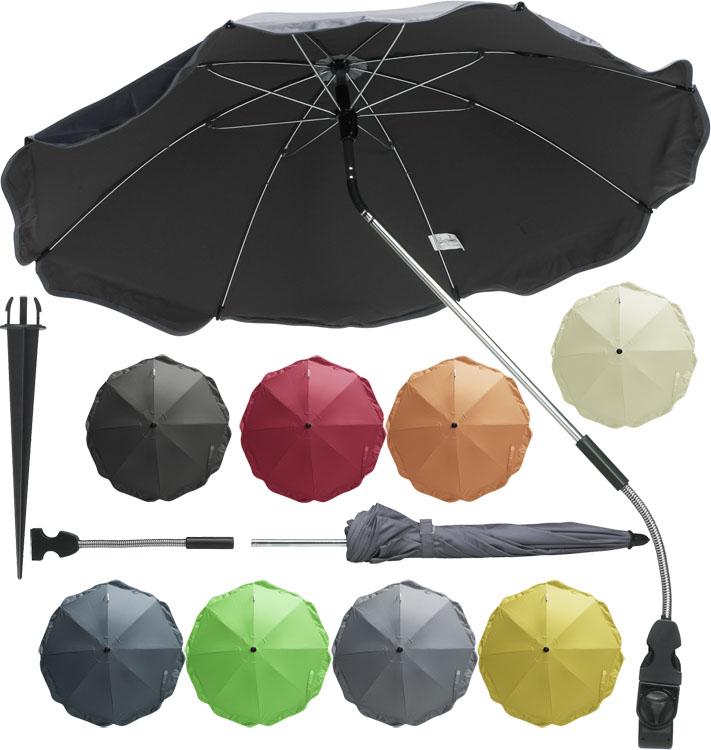 paraply barnevogn