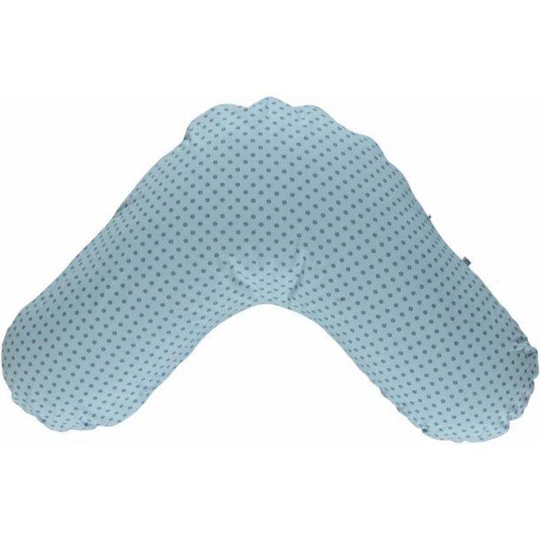 FossFlakes Ammepude med Småfolk blå